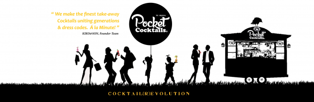 Photo - We make finest take-away cocktails for all gen(d)erations.