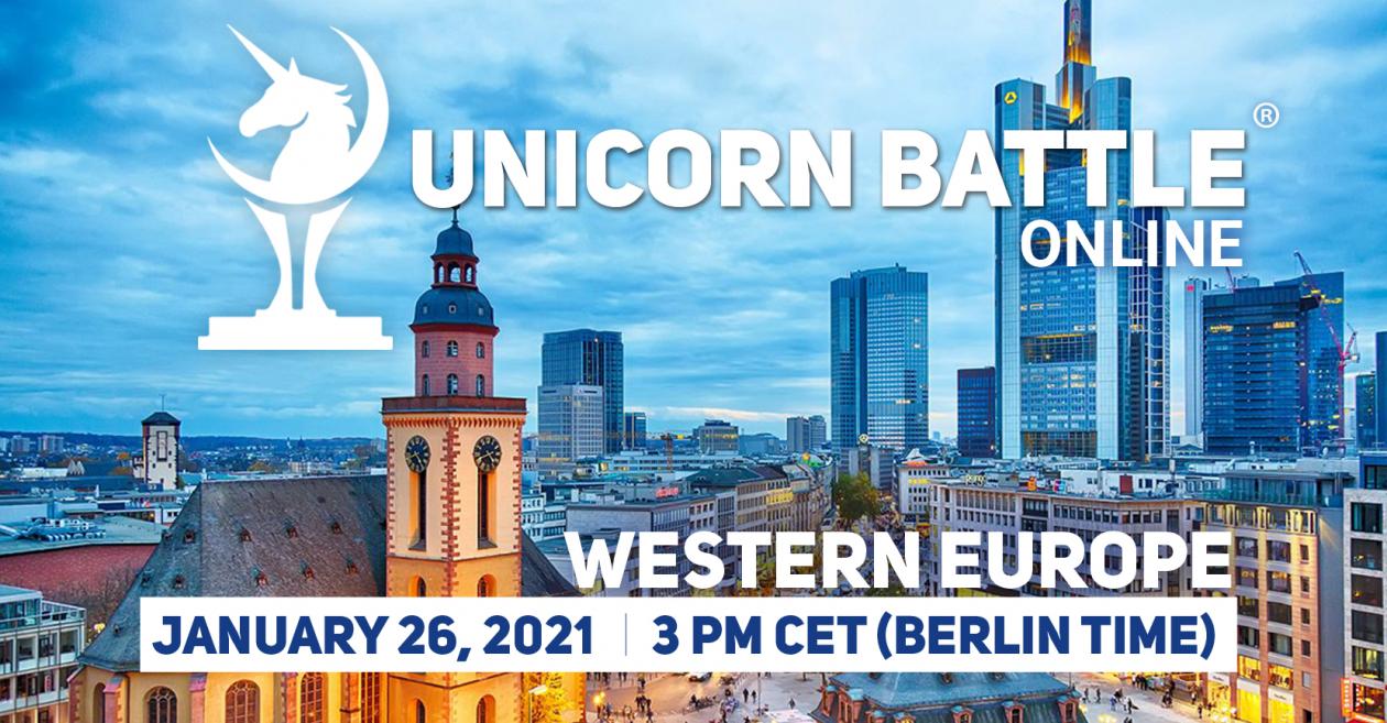 244 Unicorn Battle in Western Europe