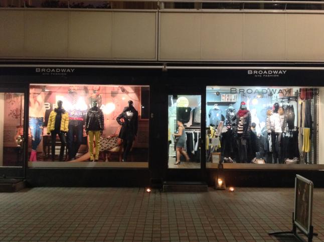 Фото - Магазин розничной торговли одежды, г. Котка