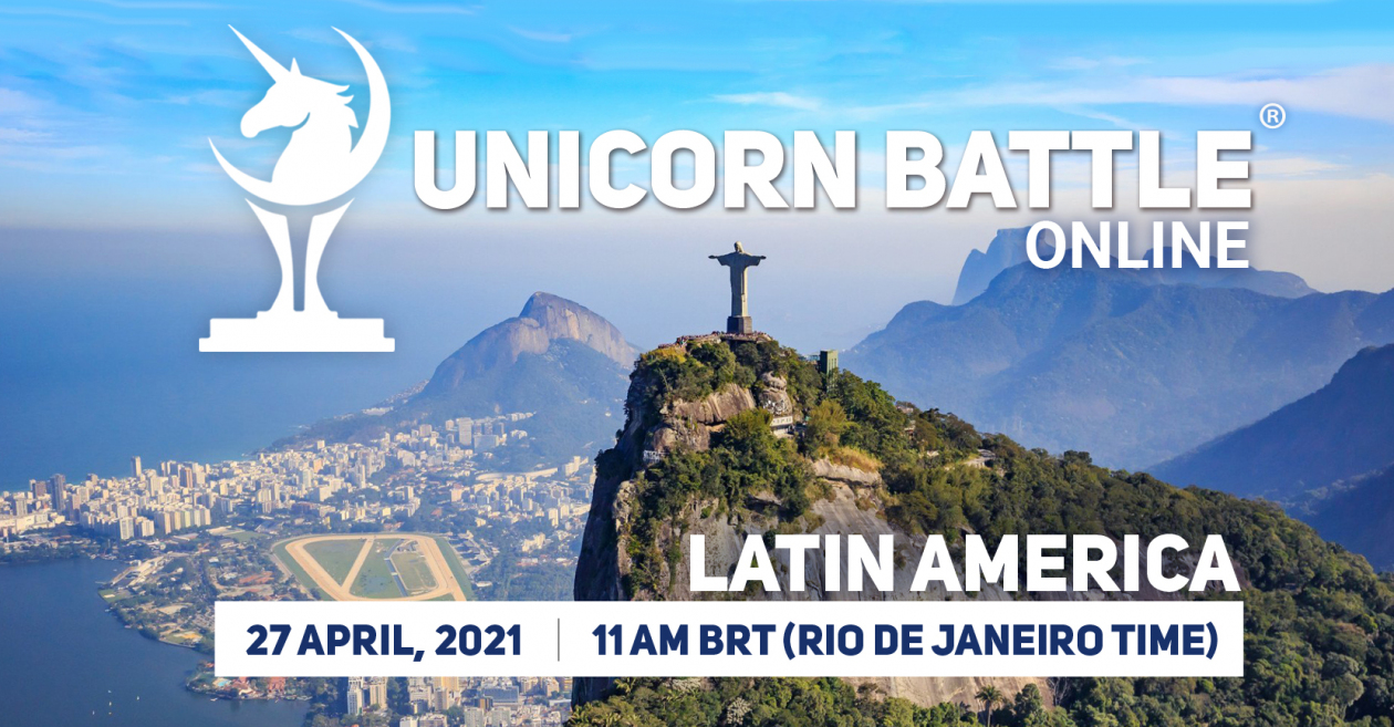 Unicorn Battle Latin America on April 27, 2021