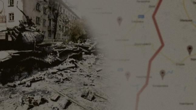 Фото - Система определяет откуда стреляли (координаты и время выстрелов в зонах военных противостояний)