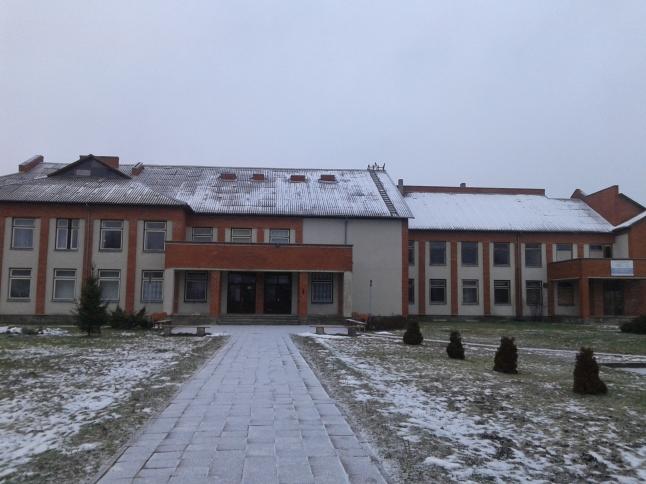 Фото - Дом для престарелых в Литве