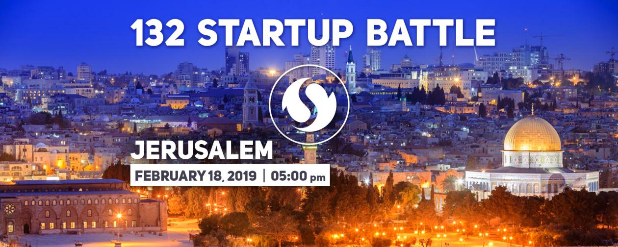 132 Startup Battle