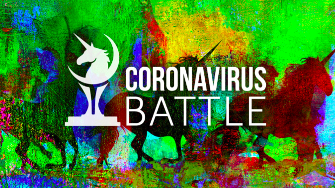 Join Continental Coronavirus Battles to save the World