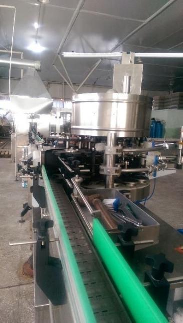 Фото - Производство прохладительных напитков премиум класса