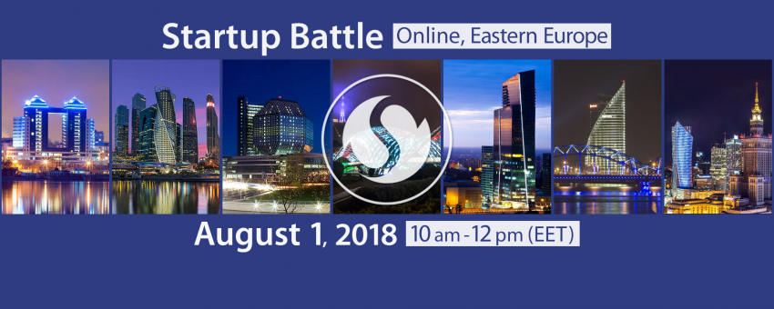 Online Startup Battle, Eastern Europe