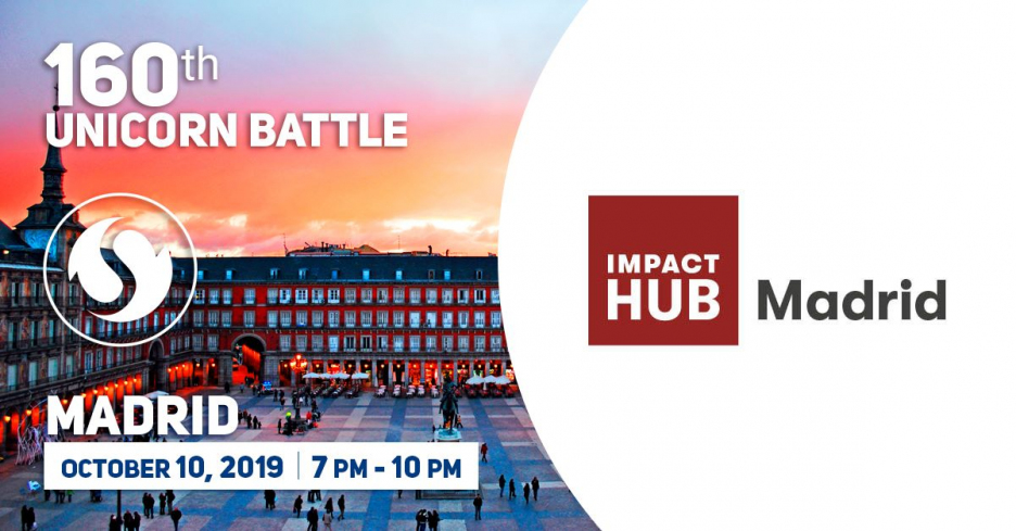 The 160th Unicorn Battle will be hosted at Impact Hub Alameda