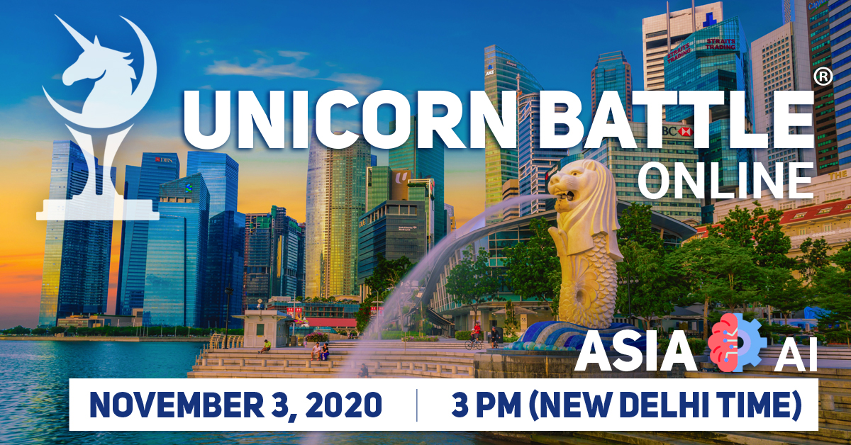 AI Unicorn Battle in ASIA