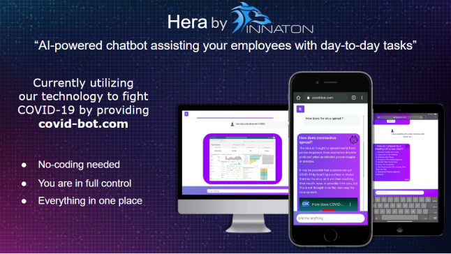 Photo - Hera by Innaton Technologies Ltd.