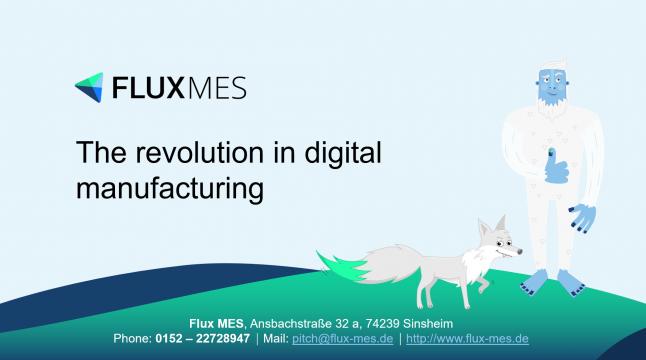 Photo - Flux MES GmbH