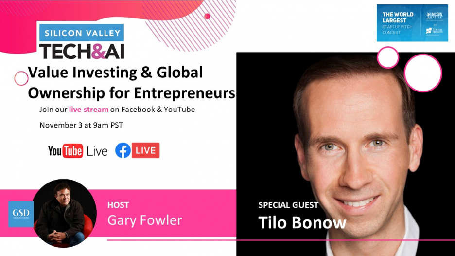 Gary Fowler's Show: Value Investing & Global ownership for Entrepreneurs