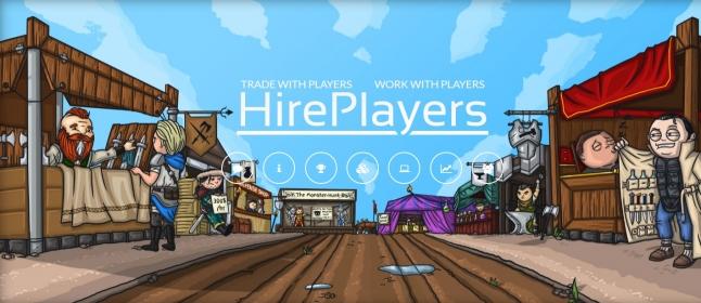 Фото - Платформа для обмена и торговли различными услугами и виртуальными предметами в онлайн-играх