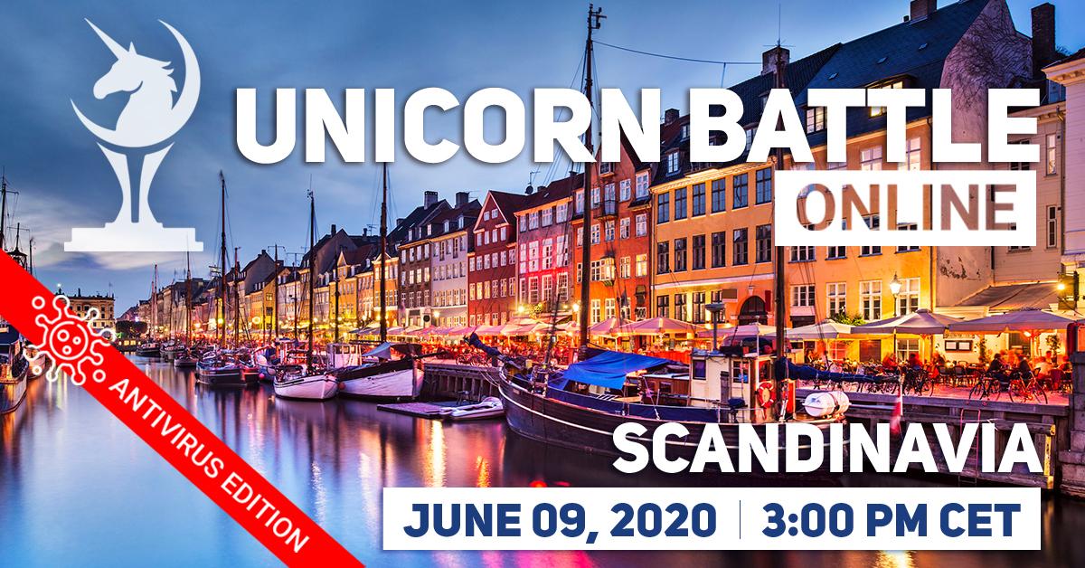 Unicorn Battle in Scandinavia
