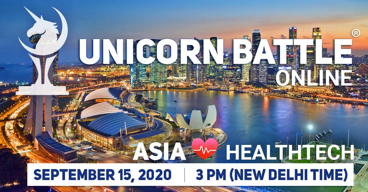 Healthtech Unicorn Battle in ASIA