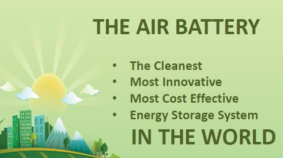 Photo - Air Battery by LiGE - Leaper Innovative Green Energies