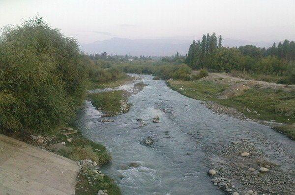 Фото - Малая ГЭС исфайрамсай