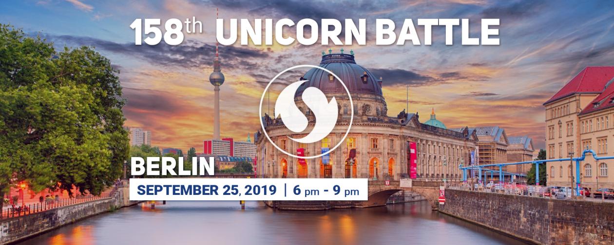 The 158 Unicorn Battle, Berlin