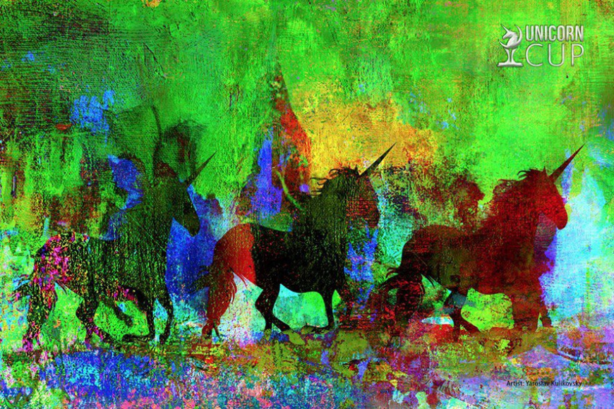 Can Coronavirus kill Unicorns? Paintings forecast the future of startups