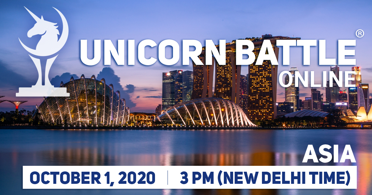 Unicorn Battle in ASIA