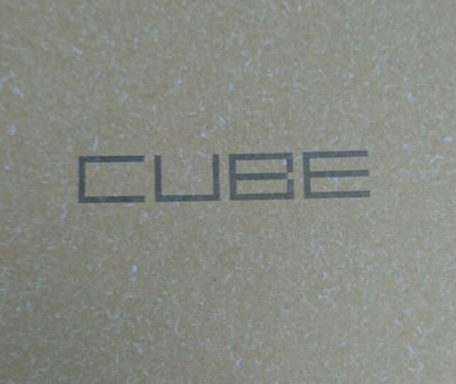 Фото - CUBE