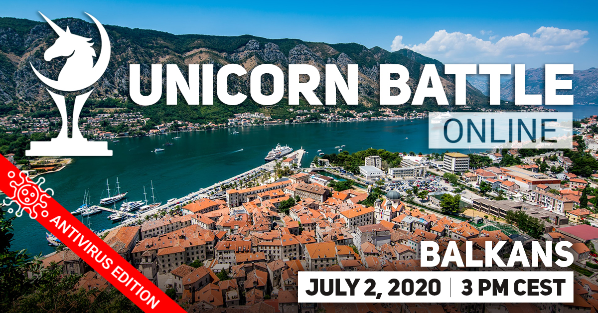 Unicorn Battle in Balkans