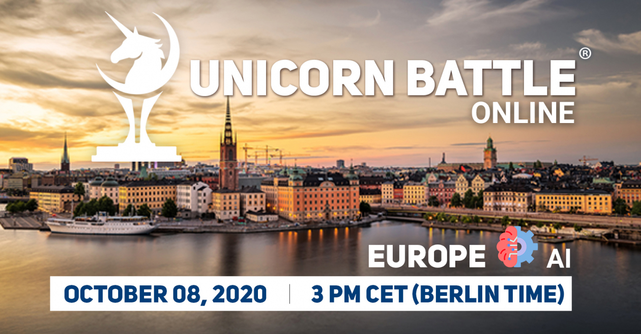 AI Unicorn Battle Europe