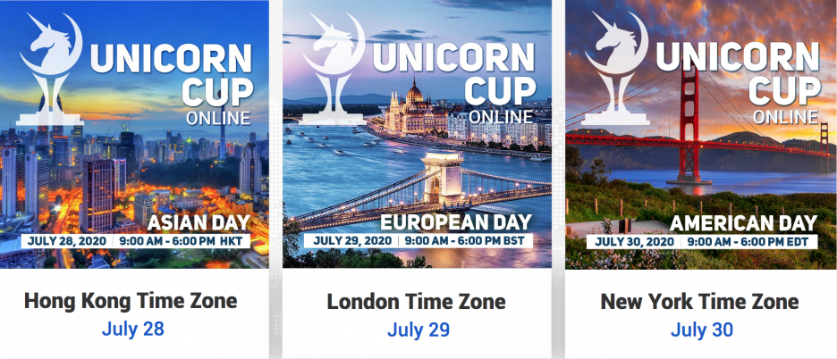 Join Unicorn CUP – the first online Finals of global pitch competition