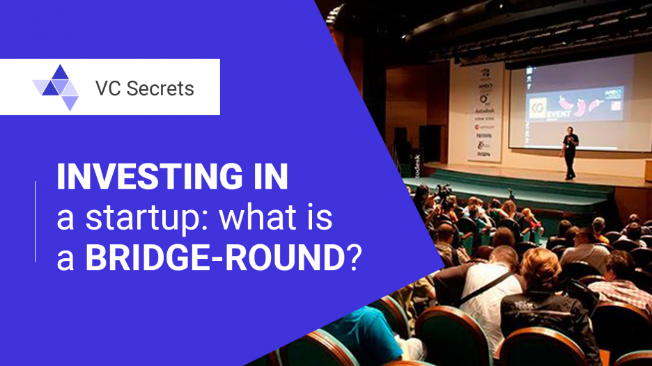 Investing in a startup: what is a bridge-round?