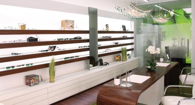 Фото - Мебель для магазинов оптики