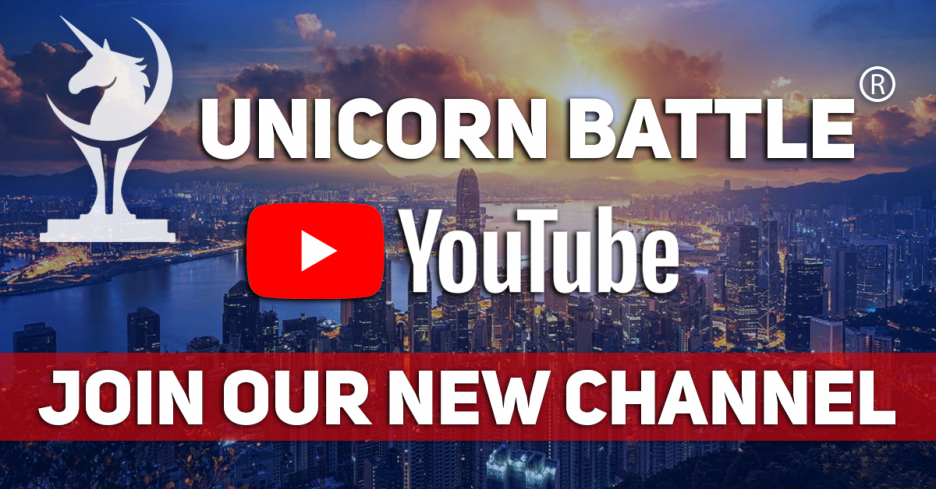 We've launched the new YouTube channel for Unicorn Battle ®️