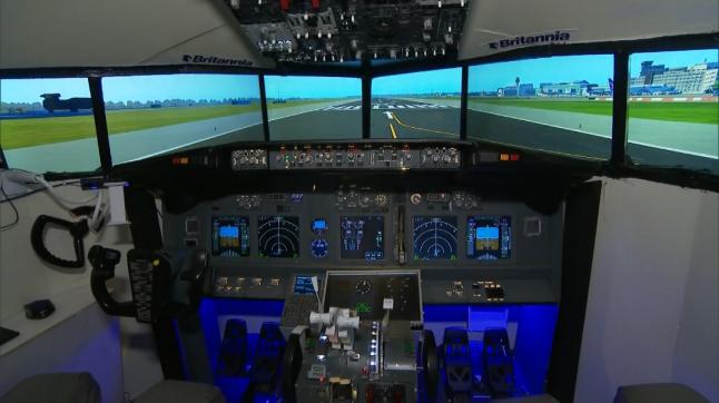 Фото - Создание Учебного симуляторного центра по подготовке пилотов
