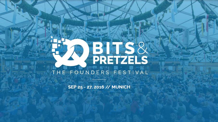 Bits&Pretzels The Founders Festival