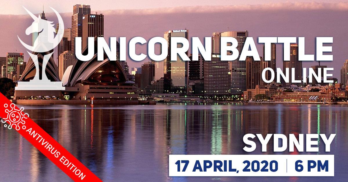 Unicorn Battle in Sydney