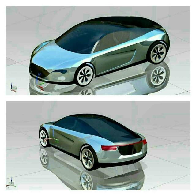 Фото - Производство электромобиль