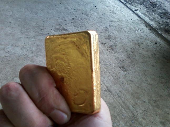 Фото - Золотой мусор