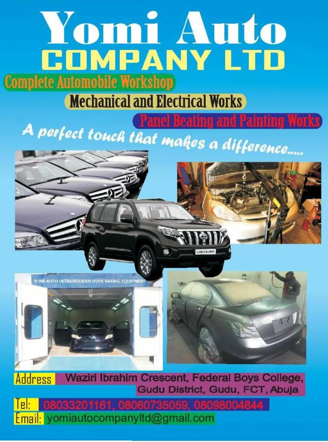 Photo - Yomi Auto Company Ltd