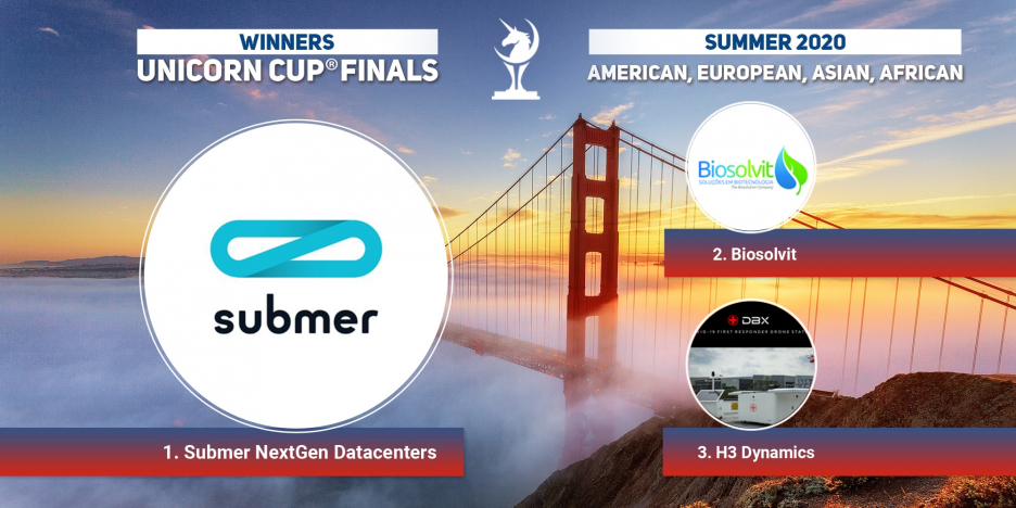 Greet Winners of the Unicorn Finals | Summer CUP | July 28th - July 30th