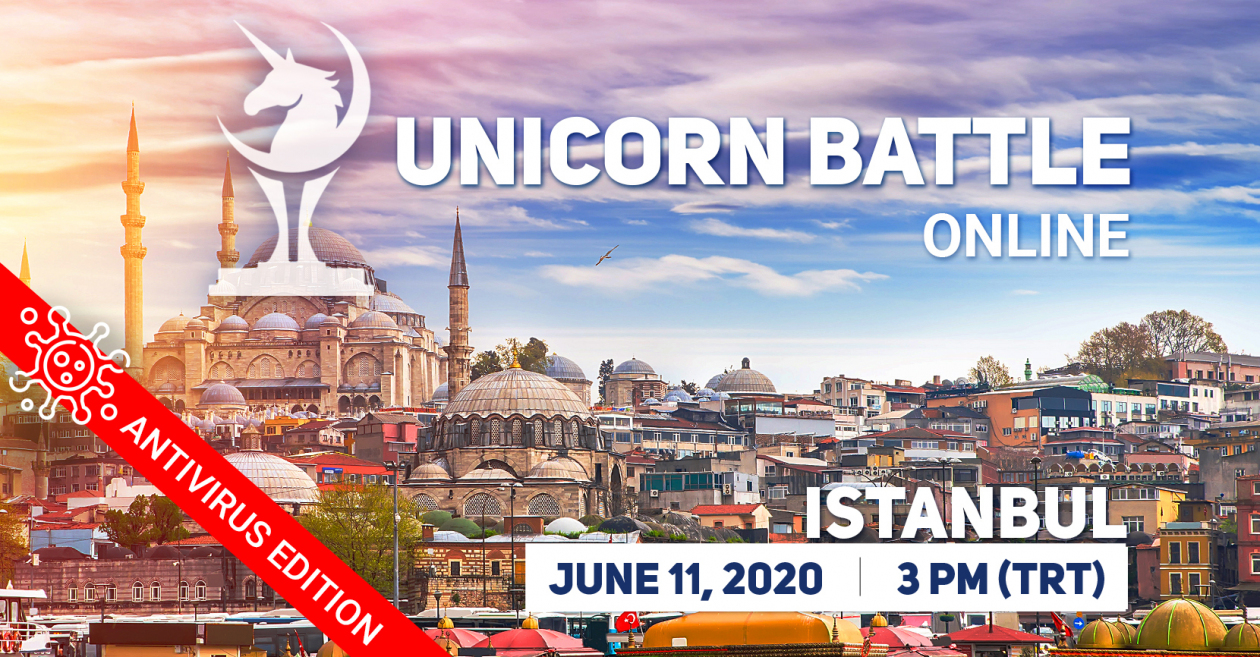 Unicorn Battle in Istanbul