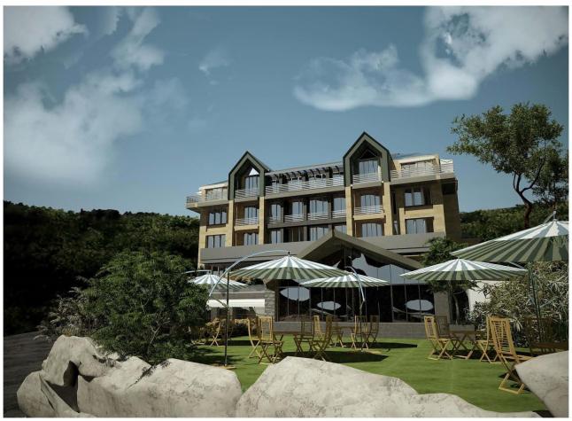 Фото - Строительство гостиницы