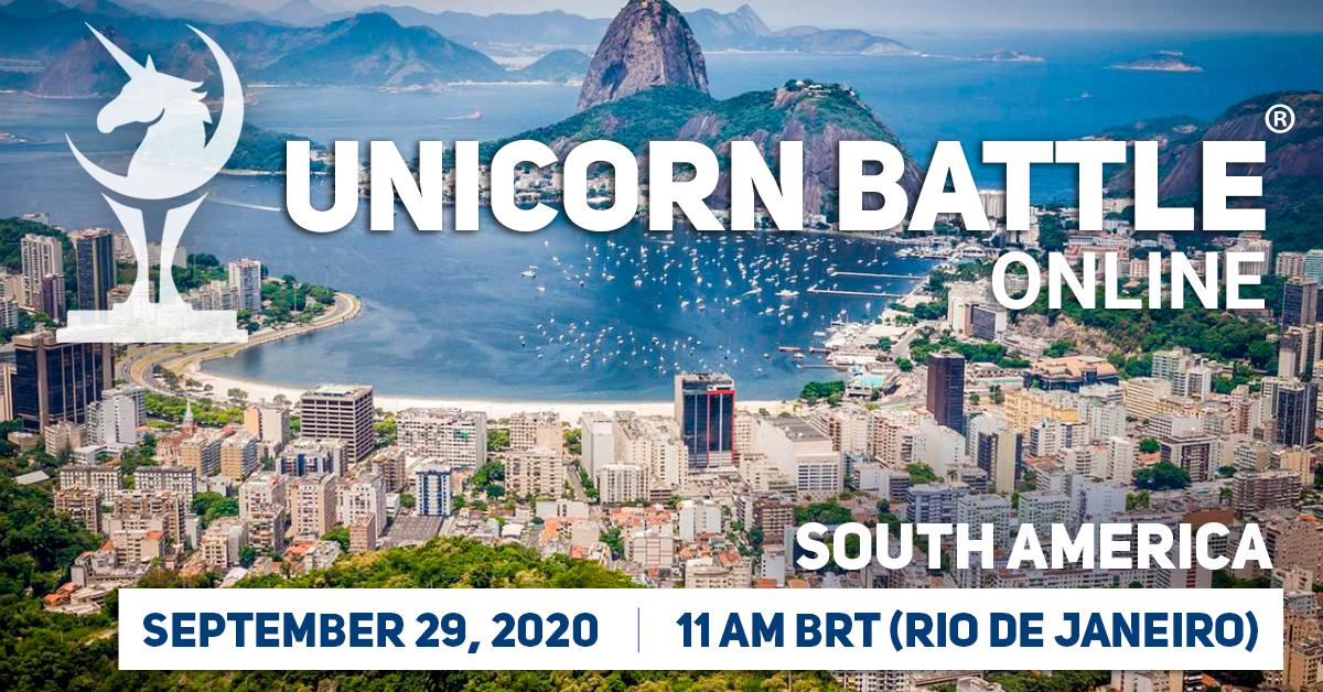Unicorn Battle South America