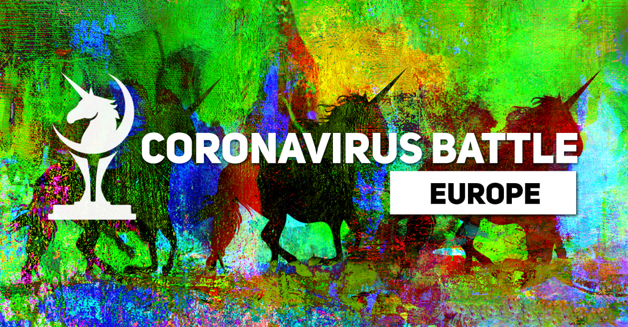 Coronavirus Battle in Europe