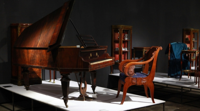 Фото - Помещение для музыкальных инструментов