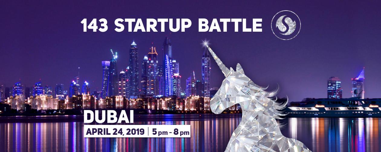 143 Startup Battle
