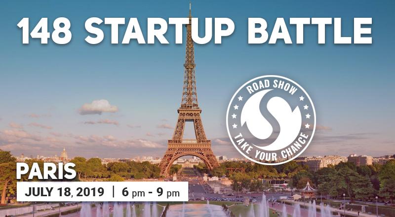 148 Startup Battle in Paris