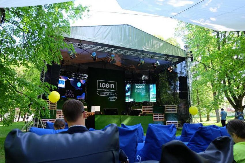 Startup Fair 2018 Pitch Battle