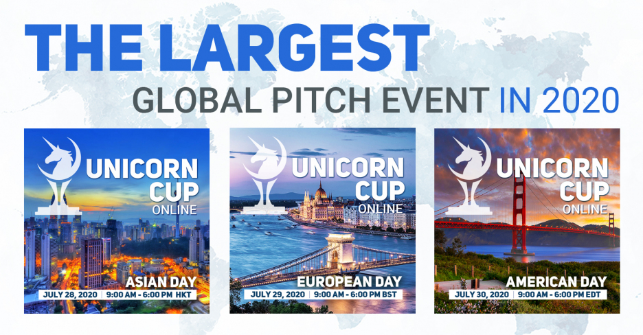Unicorn Battles ® - is The Largest Global Pitch Contest in 2020!