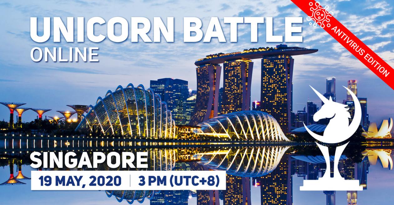 Unicorn Battle in Singapore
