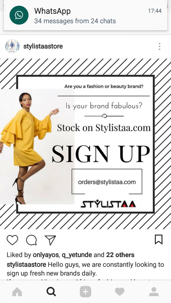 Photo - Africa fashion destination for fashion online