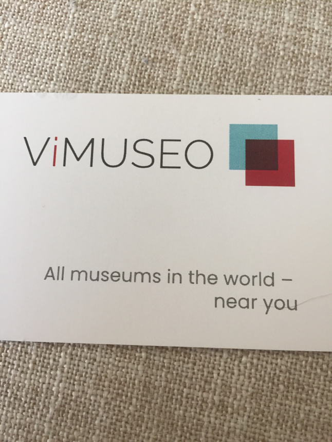 Photo - Digital platform for all museums and museum lovers worldwide