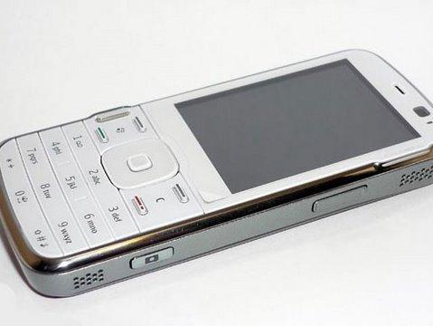 Фото - Кнопочный смартфон на Android